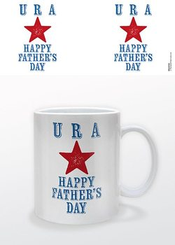 Caneca Father's Day - U R A Star
