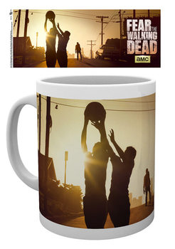 Caneca Fear The Walking Dead - Key Art