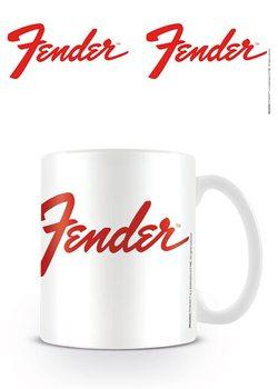 Caneca Fender - Logo