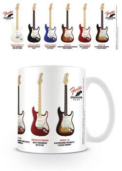 Caneca Fender - Stratocaster