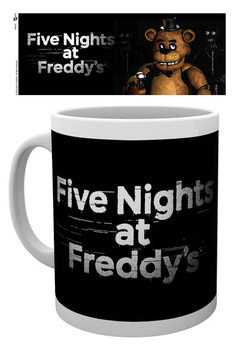 Caneca Five Nights At Freddy's - Logo