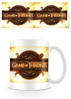 Caneca Game of Thrones - Opening Logo