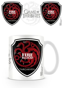 Caneca Game of Thrones - Targaryen