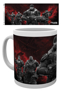 Caneca Gears Of War 4 - Ultimate