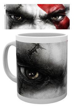 Caneca God of War - Kratos Eyes