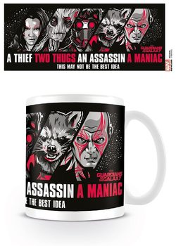Caneca Guardians of the Galaxy - Guardians