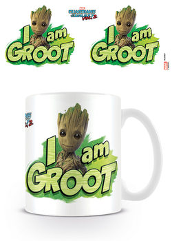 Caneca Guardians Of The Galaxy Vol. 2 - I Am Groot