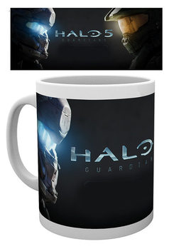 Caneca Halo 5 - Faces