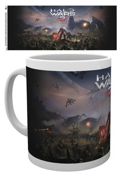 Caneca Halo Wars 2 - Key Art