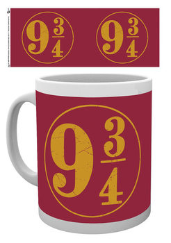 Caneca Harry Potter - 9 ¾