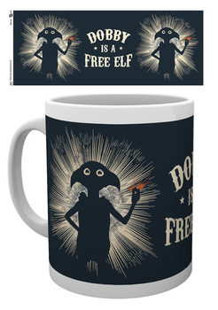 Caneca Harry Potter - Free Elf