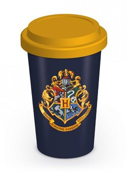 Caneca Harry Potter - Hogwarts Travel Mug