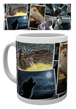 Caneca Harry Potter - Magical Creatures