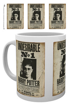 Caneca Harry Potter - Undesirable No 1