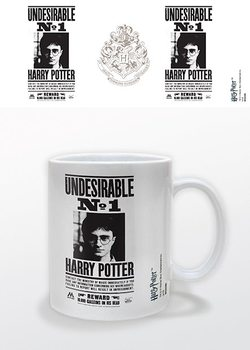 Caneca Harry Potter - Undesirable No1