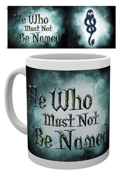 Caneca Harry Potter - Voldermort