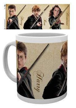 Caneca Harry Potter - Wands