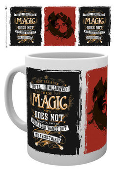 Caneca Harry Potter - Whip Your Wand Out