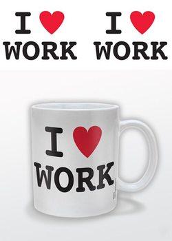 Caneca I (heart) Work – I Love Work