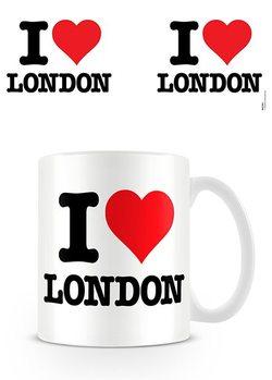 Caneca I Love London