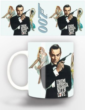 Caneca James Bond - from russia with love
