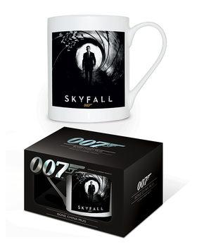 Caneca James Bond: Skyfall - Bone China Mug