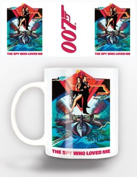 Caneca James Bond - spy who loved me