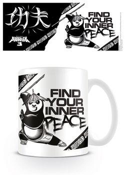 Caneca Kung Fu Panda 3 - Inner Peace