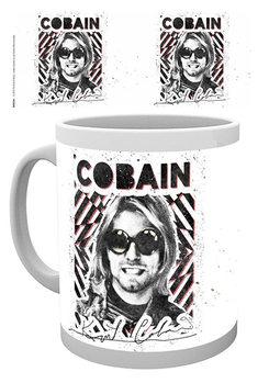Caneca Kurt Cobain - Cobain
