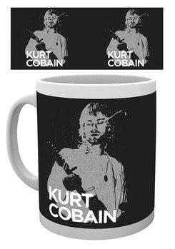 Caneca Kurt Cobain - Kurt