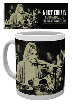 Caneca Kurt Cobain - Unplugged