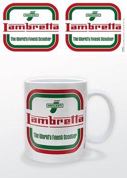 Caneca Lambretta - Logo