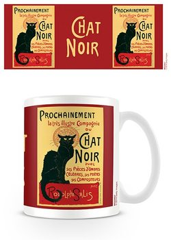Caneca Le Chat noir