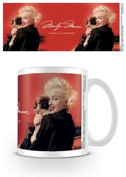 Caneca Marilyn Monroe - Love