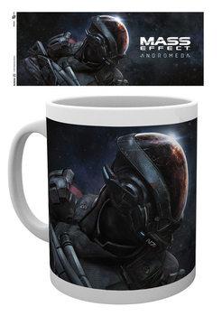 Caneca Mass Effect Andromeda - Key Art