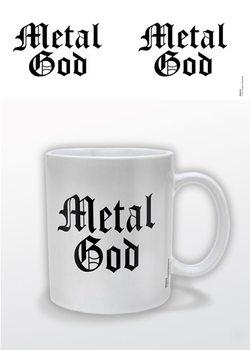Caneca Metal God
