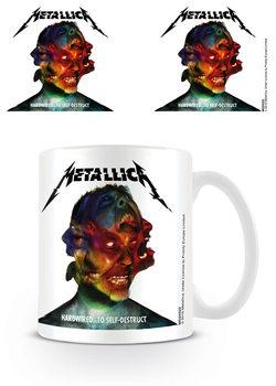Caneca Metallica - Hardwired Album