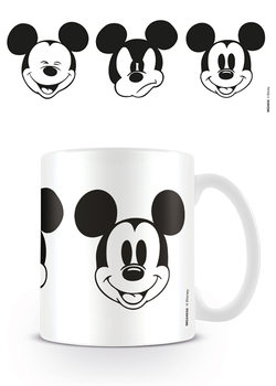 Caneca Mickey Mouse - Faces