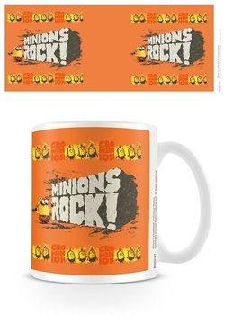 Caneca Minions - Rock