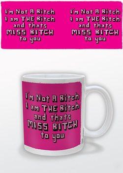 Caneca Miss Bitch