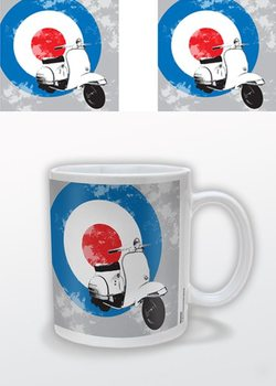 Caneca Mod Scooter with Target