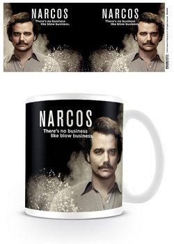 Caneca Narcos - Pablo Escobar