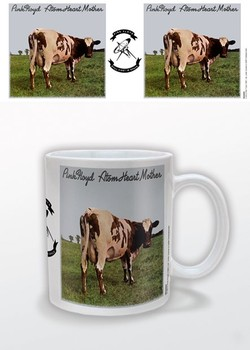 Caneca Pink Floyd - Atom Heart Mother