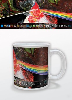 Caneca Pink Floyd - Dark Side of the Moon 40th