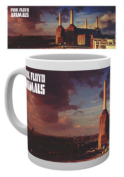 Caneca Pink Floyd: The Wall - Animals