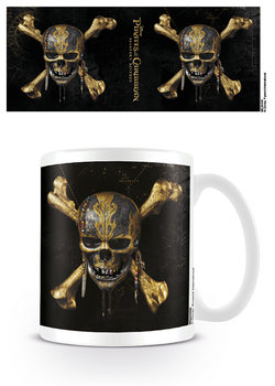 Caneca Pirates of the Caribbean - Skull