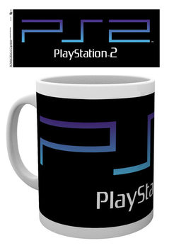 Caneca Playstation - PS2 Logo