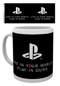 Caneca Playstation - World