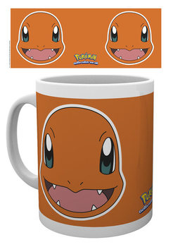 Caneca Pokémon - Charmander Face