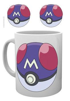 Caneca Pokémon - Masterball